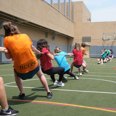 Competition, colour and camaraderie at Secondary School Sports Day!